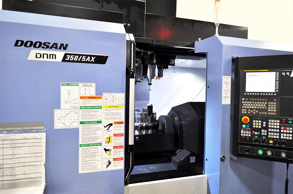 Doosan 350 5AX
